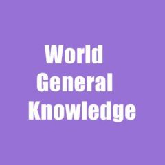 Improve Your General Knowledge About Wonders of the World-GK Statements