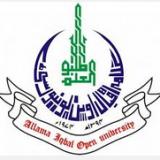 AIOU Allama Iqbal Open University Autumn Semester Admission 2019