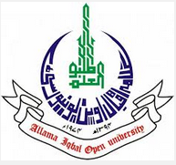 AIOU 9th,10th Class Matric Date Sheet Spring, Autumn 2018