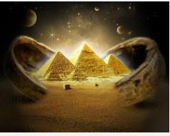 EGYPTIAN PYRAMIDS AND MALAYSIAN PLANE MYSTERIES SOLVED?