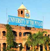 Punjab University PU Revised Entry Test Schedule 2014