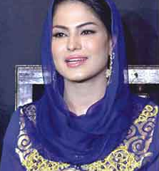 VEENA MALIK URGES TO WORK FOR EDUCATION AND HEALTH
