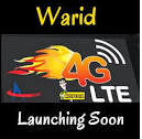 Warid to Launch 4G LTE Service in September 2014