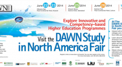 Dawn Study in North America Fair in Karachi, Islamabad & Lahore