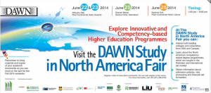 Dawn Study in North America Fair in Karachi, Islamabad & Lahore