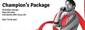 Mobilink Jazz Champion's Package Rates & Subscription Details