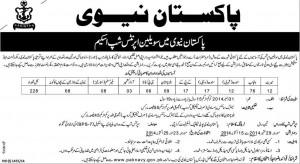 Civilian Apprenticeship Scheme of Pak Navy