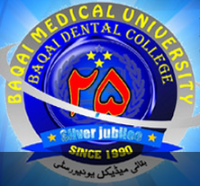 Baqai Medical University Karachi Admission 2020-Pharm-D, DPT, BS, BBA, MBA, EMBA