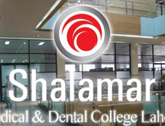 Shalamar Medical & Dental College Lahore Admission 2020, Form Download