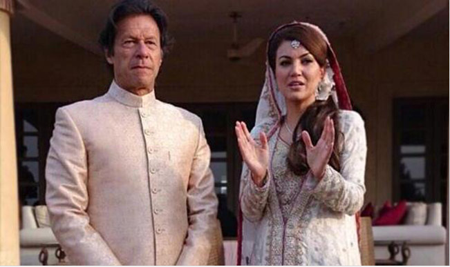 Imran Khan Marriage With Reham Khan