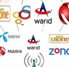 Zong, Telenor and Jazz 4G Packages 2020