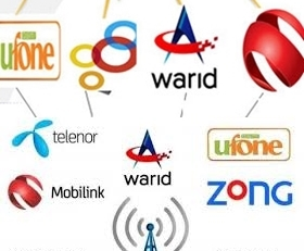 Mobilink, Ufone, Warid, Zong, Telenor 3g packages