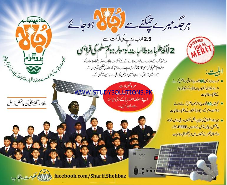 Breaking News About CM Punjab Solar Panel Scheme 2020