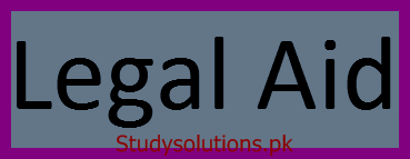 Useful Legal Aid Information