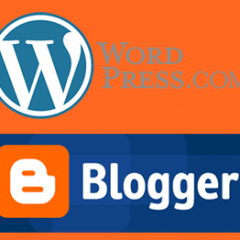 Which is The Best Blogging Platform, WordPress or Blogger? Pros & Cons