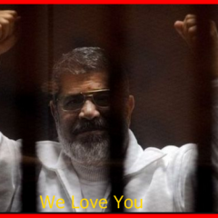 New Hero of Ummah & Democrats President Mohamed Morsi?