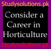 Career & Scope of Horticulture-Definition, Job Specification, Degrees & Required Skills