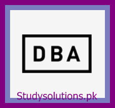 Career & Scope of Diploma in Business Administration (DBA) in Pakistan