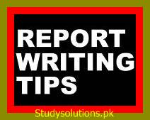 Report Writing Skills & Tips For Students of All Classes