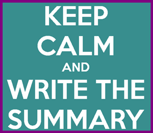 How To Write a Summary of Any Kind? Super Tips
