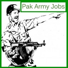 Join Pak Army 2020, Latest Pakistan Army Jobs-Newspaper Ads