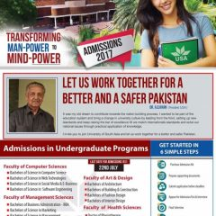 University of South Asia USA Admission 2019