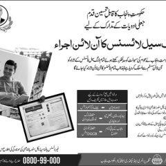 How to Get Online Drug Sale License in Punjab For Medical Stores?