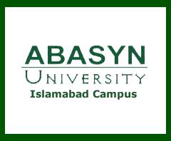 Abasyn University Islamabad Admission 2020, Form Test Result