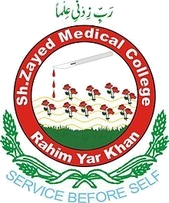 Sheikh Zayed Medical College Rahim Yar Khan Admission 2018