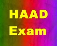 All You Need To Know About HAAD Exam