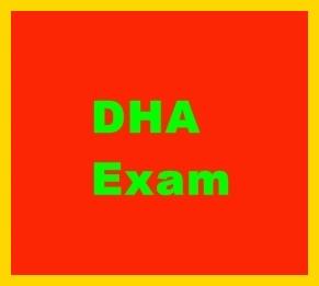 DHA Exam