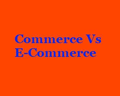 What is the Scope of E-Commerce & Commerce in Pakistan (Urdu-English)