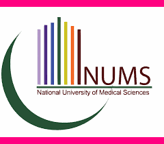 Postgraduate Admission 2019 in NUMS National University of Medical Sciences