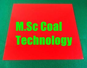 Career & Scope of MSc Coal Technology in Pakistan, Eligibility & Jobs