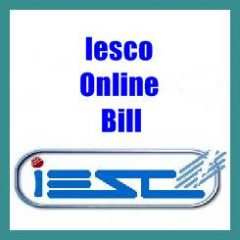 View Iesco Online Bill 2020, Print or Download Duplicate Copy