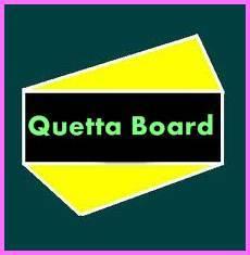 BISE Quetta Board Latest News & Updates 2021-bbiseqta.edu.pk