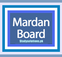 Mardan Board Matric 10th Class Result 2020-Download Marksheet
