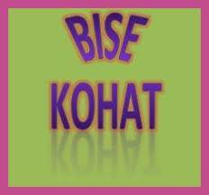 Kohat Board 9th Class Result 2020, Bisekt SSC Part 1 Results