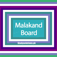 Malakand Board Matric 10th Class Result 2020 With Marksheet
