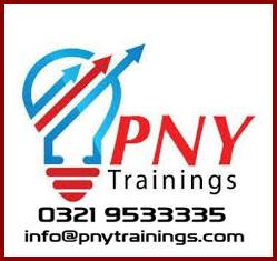 PNY Training Lahore Admission 2020 Short IT Courses, Programs List, Fee
