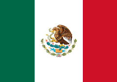 Top 20 General Knowledge Facts about Mexico in Urdu & English Languages